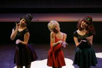 "Helene in ""Sweet Charity"""