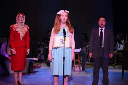 "Olive in ""The 25th Annual Putnam County Spelling Bee"""